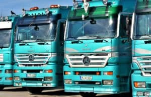 חניון משאיות